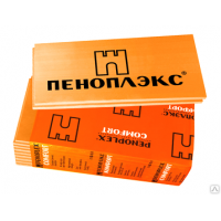 Экструдированный пенополистирол ПЕНОПЛЭКСКОМФОРТ