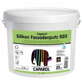 Декоративная штукатурка силиконовая Silikon-Fassadenputz R20 Transparent 25 кг
