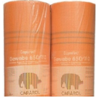 Caparol Capatect-Gewebe 645/00 50м.п, сетка фасадная, плотность 150гр/м2 (55 м2)
