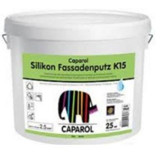 Декоративная штукатурка силиконовая Silikon-Fassadenputz K15 Transparent 25 кг