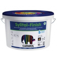 Силикатная краска Caparol Sylitol finish 130  Base 3