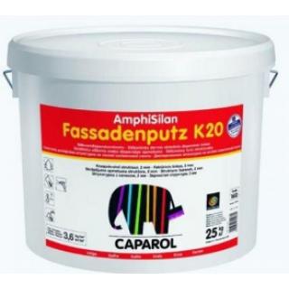Штукатурка Amphisilan-Fassadenputz K20 world Weiß 25 кг