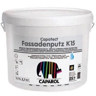 Штукатурка Caparol Capatect Fassadenputz K15