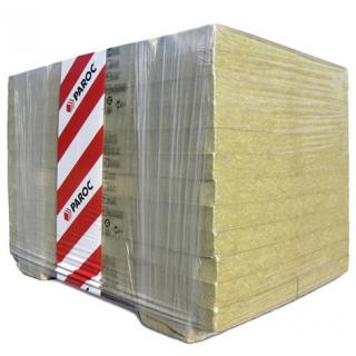 Минераловатная плита Paroc ROS 40 и PAROC ROS 40 g